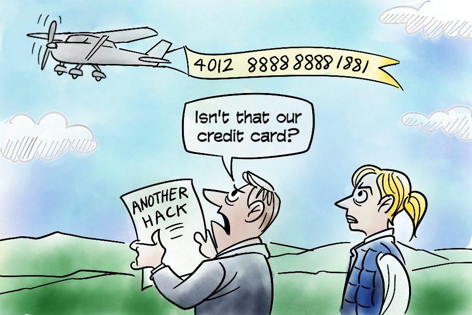 Hackers Cartoon 9 Sept