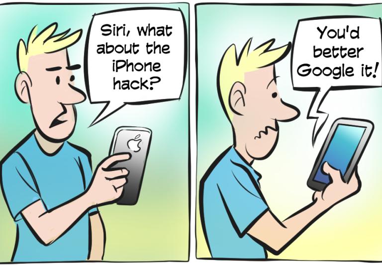Siri Cartoon 2 Sept